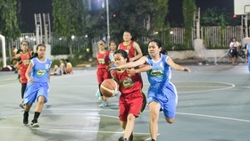 91 đội dự vòng chung kết giải bóng rổ Hội khỏe Phù Đổng TPHCM - Cúp Nestlé MILO 2019