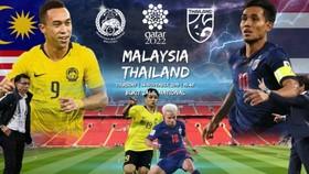 Trực tiếp, Malaysia - Thái Lan, Vòng loại World Cup 2022