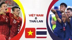 Xem trực tiếp, Việt Nam - Thái Lan: Tiến Linh đá chính, Công Phượng dự bị