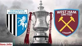 Gillingham - West Ham United 0-2: Pablo Zabaleta khai màn, Pablo Fornals kịp lập công phút cuối