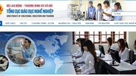 Không có tổ chức nào là Viện Đào tạo và Phát triển nhân lực trực thuộc Tổng cục Giáo dục nghề nghiệp