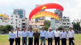 Ra mắt Liên đoàn dù lượn thể thao đầu tiên của Việt Nam