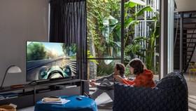 Dòng loa thanh Samsung Q-Series 2020: Tối ưu hóa trải nghiệm giải trí tại gia