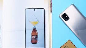 Samsung Galaxy A51 và A71 được tích hợp công nghệ Chụp một chạm