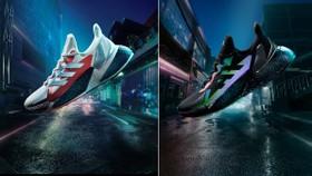 adidas X9000 đôi giày từ thế giới khoa học viễn tưởng