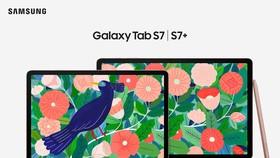 Samsung ra mắt Galaxy Tab S7 và S7+ với S Pen thế hệ mới