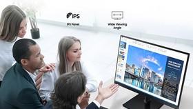 Samsung giới thiệu bộ màn hình T35F và T45 cho doanh nghiệp