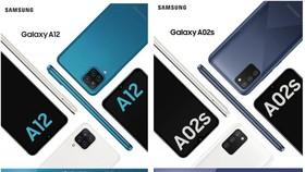 Samsung ra mắt Galaxy A12 và A02s có 4 camera ưu việt, dung lượng pin vượt trội