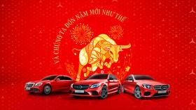 Mercedes-Benz Việt Nam cập nhật thông tin sản phẩm
