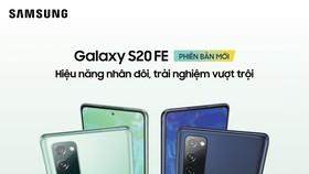 Samsung Galaxy S20 FE phiên bản hiệu năng mới mang đến trải nghiệm đỉnh cao