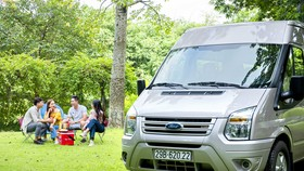 Sở hữu xe Ford Transit Luxury dễ dàng hơn với ưu đãi đến từ Ford và TPBank