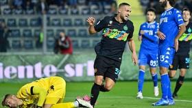 Empoli vs Inter Milan 0-2: Danilo D'Ambrosio, Federico Dimarco lần lượt tỏa sáng, Samuele Ricci nhận thẻ đỏ