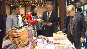 Hơn 10 nhóm sản phẩm thủ công mỹ nghệ tiêu biểu của Quảng Nam được giới thiệu tại cửa hàng
