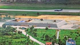 Đã xử lý hơn 90.000m³ bùn đất nhiễm dioxin tại sân bay Đà Nẵng
