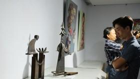 19 họa sĩ quốc tế tham dự chương trình Giao lưu, sáng tác, triển lãm mỹ thuật Quốc tế lần thứ 1