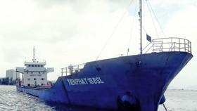 Tìm chủ sở hữu của 3.000 tấn quặng titan trên tàu Tiến Phát 18