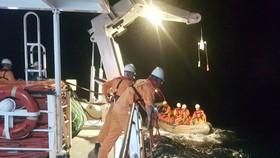 Thuyền viên bị chấn thương sọ não khi đang hành nghề trên biển