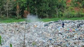 Xử lý rác thải theo cách tiếp cận đường đi của rác