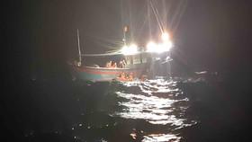 Cứu sống thuyền viên bị chấn thương ngực, gãy tay khi hành nghề trên vùng biển Hoàng Sa