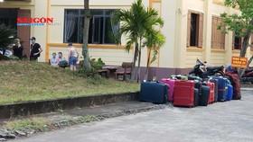 Hiện bệnh nhân này đang cách ly tại Nhà khách Hội nông dân (phường Cửa Đại, TP Hội An)