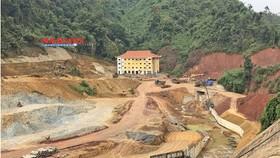 Dự án Cổng trời Đông Giang chậm tiến độ