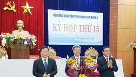Người viết đề án Sâm Việt Nam được bầu làm Phó Chủ tịch UBND tỉnh Quảng Nam