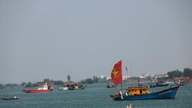 Tìm thấy thi thể thứ ba vụ lật ghe trên sông Thu Bồn