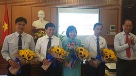 Ông Nguyễn Văn Sơn được bầu giữ chức Chủ tịch UBND thành phố Hội An