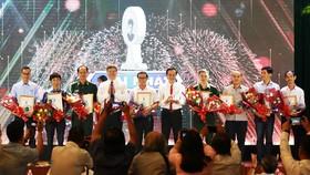 Quảng Nam trao Giải thưởng báo chí Huỳnh Thúc Kháng