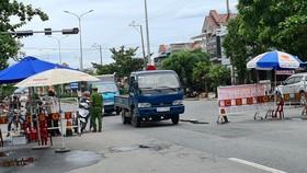 Quảng Nam xử phạt một người dân trốn khỏi khu vực phong toả