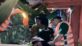 Quảng Nam điều tra nguyên nhân một ngư dân tử vong khi đang hành nghề trên biển