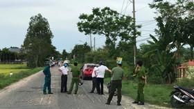 Trên đường đi làm, cô gái ngã nhào xuống đường thiệt mạng sau tiếng nổ lớn