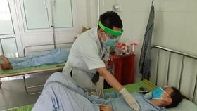 Sức khỏe 3 bệnh nhân bị nhiễm khuẩn do ăn pate Minh Chay ở Quảng Nam đã ổn định