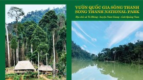 Công bố Quyết định chuyển hạng Khu bảo tồn thiên nhiên sông Thanh thành Vườn Quốc Gia