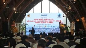 Khơi thông sông Cổ Cò: Đột phá mới cho phát triển kinh tế - xã hội Quảng Nam và Đà Nẵng