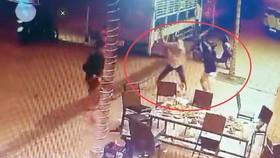 Truy lùng nhóm thanh niên dùng mã tấu chém người gây thương tật tại Tiền Giang
