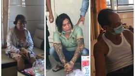 Tiền Giang: Bắt tạm giam 4 đối tượng cưỡng đoạt tài sản