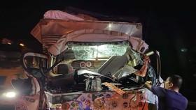Tai nạn liên hoàn trên Quốc lộ 1 khiến 1 người tử vong