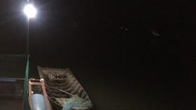 Điều tra nguyên nhân người đàn ông tử vong khi đi chài cá trên sông Cái Cối