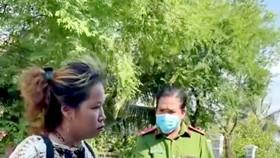 Tiền Giang: Một phụ nữ không khai báo y tế, chống người thi hành công vụ
