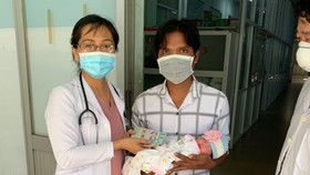 Kịp thời cứu sống bé sơ sinh khi người mẹ mắc Covid-19 tử vong
