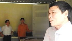 Quảng Bình: Chủ tịch huyện ký quyết định tự thanh tra chính mình