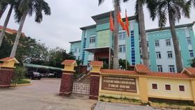 Trụ sở BQL dự án biển đổi khí hậu thành phố Đồng Hới