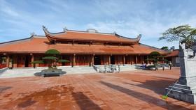 Chính đền