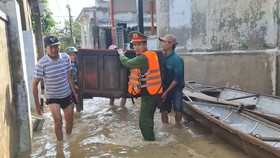 Trận lũ lịch sử vừa qua gây thiệt hại lớn về người và tài sản ở Quảng Bình