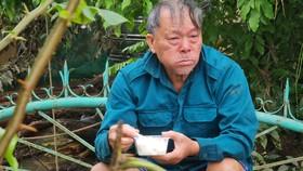 """Gặp lại """"cụ ông bật khóc"""" ở Quảng Bình"""