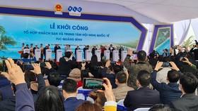 Khởi công tổ hợp khách sạn 5 sao FLC Quảng Bình