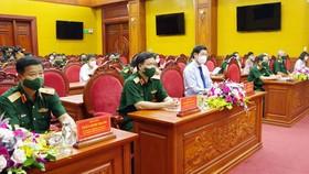 Bộ Quốc phòng chủ trì trao tặng phần mềm 3D về Cuộc đời và sự nghiệp của Đại tướng Võ Nguyên Giáp