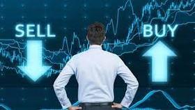 Nhà đầu tư bị đánh lừa khi VN Index treo hơn cả tiếng đồng hồ.
