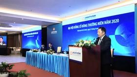 Ông Huỳnh Ngọc Huy, Chủ tịch HĐQT LienVietPostBank